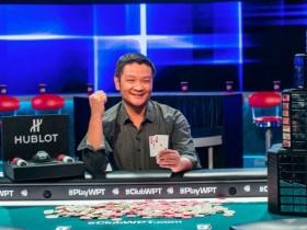 【GG扑克】Guo Liang Chen取得2017WPT百佳塔扑克公开赛主赛事冠军