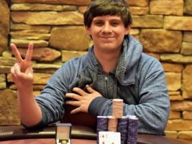 【GG扑克】Nick Pupillo取得首届WSOPC雷霆谷主赛事冠军