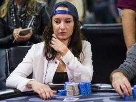 【GG扑克】Ema Zajmovic,想要帮助年轻女孩的一名女牌手