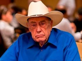 【GG扑克】扑克传奇Doyle Brunson的WSOP经历