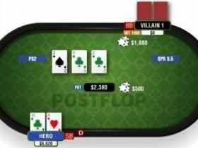 【GG扑克】《Postflop-II》- 29:对子翻牌面(双高张)- 2