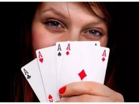 【GG扑克】女性牌场:被人挑衅一定要怼回去
