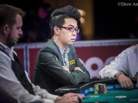 【GG扑克】WSOP快讯:台湾选手陈彦翰夺得5000美元买入NLHE锦标赛亚军