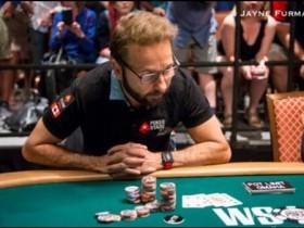 【GG扑克】WSOP快讯:Daniel Negreanu在扑克玩家锦标赛出局,仅获第五名