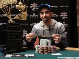 【GG扑克】Elior Sion成为2017 WSOP扑克玩家锦标赛冠军