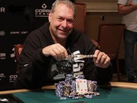 【GG扑克】Dieter Dechant取得2017 WSOP小型巨人赛冠军