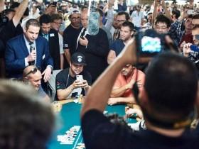 【GG扑克】2017 WSOP主赛事:1084人钱圈产生!