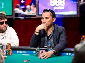 【GG扑克】2017 WSOP主赛事27强环节:Christian Pham暂时领先排名