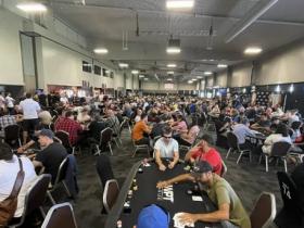 【GG扑克】澳大利亚WPT赛事显示后COVID扑克的样子