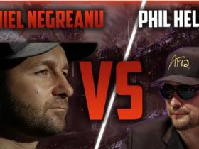【GG扑克】Hellmuth/Negreanu的高额桌对决被推迟