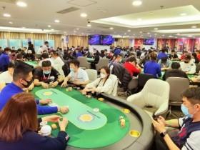 【GG扑克】第二季大连杯|主赛事预赛A组153人次参赛 赵成郁成为全场CL!