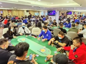 【GG扑克】第二季大连杯|主赛事预赛B组177人次参赛 金波成为全场CL!