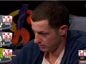 【GG扑克】Tom Dwan成High Stakes Poker第八季的大赢家