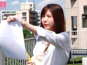 """【GG扑克】MIDE-721:正妹女教师 """"蓝芽みずき""""被学生强迫打炮身体被插的一次次高潮!"""