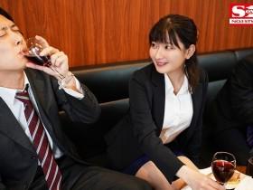 """【GG扑克】SSIS-017 :巨乳女上司""""鹫尾めい""""捡尸男下属疯狂玩弄一夜情!"""