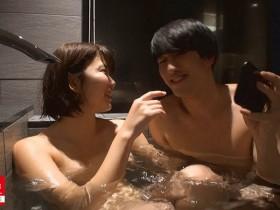【GG扑克】没有剧本!现出素颜!児玉れな在温泉饭店激战大喷水!