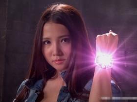 【GG扑克】GEXP-96 GIGA女战士 友田彩也香最新cosplay作品