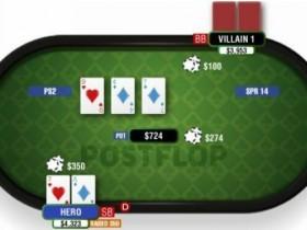 【GG扑克】《Postflop-II》- 24:中对-3
