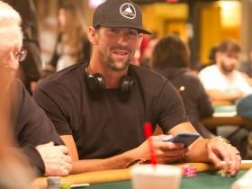 【GG扑克】奥运冠军Michael Phelps参加WSOP $10k Tag-Team团队赛