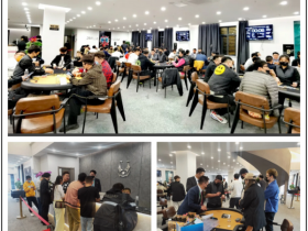 【GG扑克】2021SCPT 泉城杯 | B组176人参赛,戴永祥领衔44人晋级下一轮!