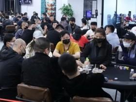 【GG扑克】2021SCPT 泉城杯 | 选手眼中的泉城杯,唐启斐成为C组领跑者!