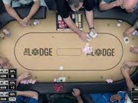 "【GG扑克】流媒体扑克节目""在小屋的扑克之夜""受欢迎"