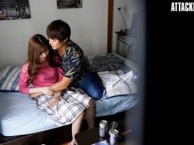 "【GG扑克】ADN-314 :交往一个月的女友""明里つむぎ""被学长无套内射,还偷拍下性爱片!"