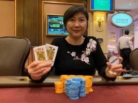 【GG扑克】资深扑克玩家Joanne