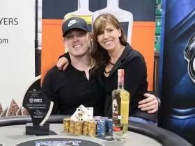 【GG扑克】Alex Foxen和Kristen Bicknell喜结连理