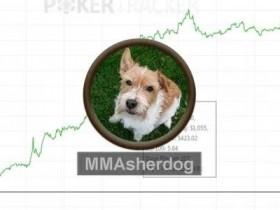 【GG扑克】世界排名前10的线上常规桌玩家:MMAsherdog
