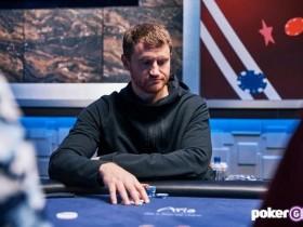 【GG扑克】David Peters可能比你意识到的更擅长于锦标赛扑克