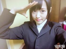 【GG扑克】女子偶像组合榉坂46队长菅井友香大小姐气质放出法国宣传照