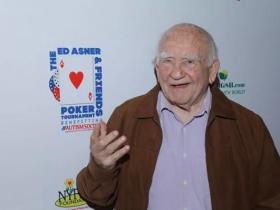 【GG扑克】扑克爱好玩家Ed Asner 去世, 享年 91 岁!