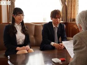 【GG扑克】日下部加奈ADN-349:J奶高傲女上司被下属粗壮的巨根所征服!