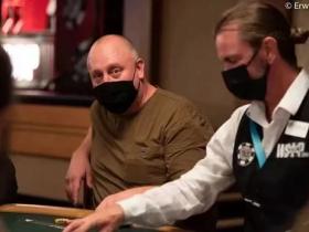 【GG扑克】男性扑克玩家Tom Hammers为慈善事业参加WSOP女士赛