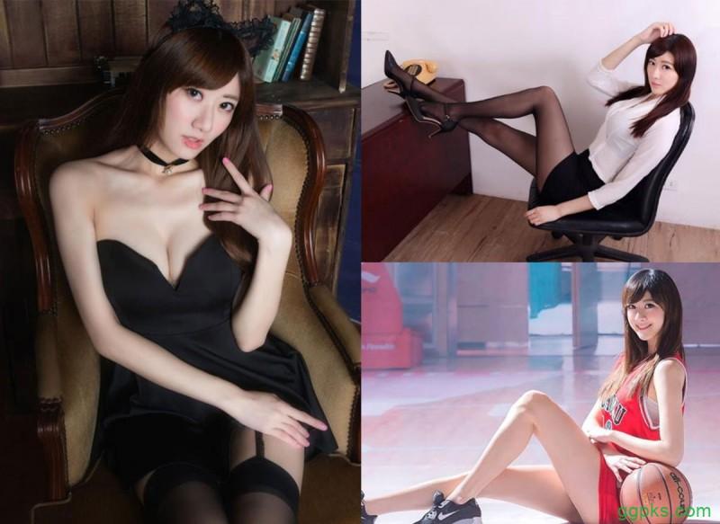 【GG扑克】林茉晶-长腿曼妙的甜心正爬向各位,整个撩拨男人深处的欲望!