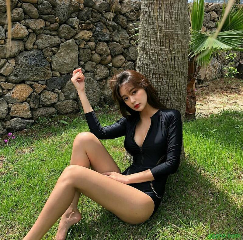 【GG扑克】性感美腿美女Angela 素人正妹甜美气质令人一见秒恋爱