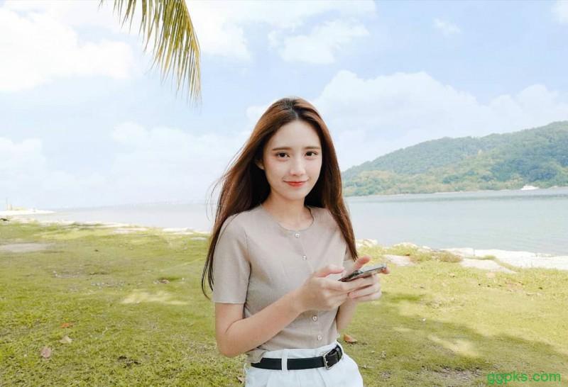 【GG扑克】甜美正妹Keyi 清新美女迷人笑容超治愈