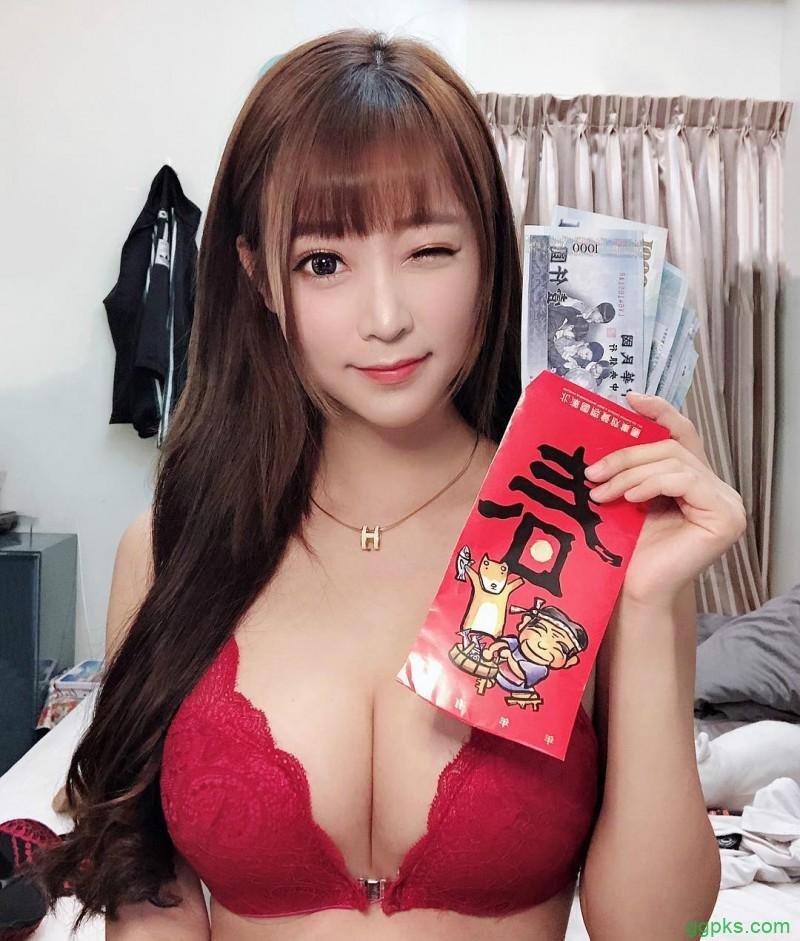【GG扑克】性感正妹多琳Doreen 台版明日花破衣服穿出女神风采