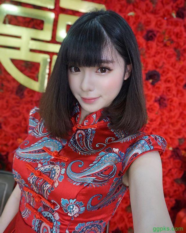【GG扑克】马来西亚模特香儿xiianger 甜美萌妹女神气质迷人