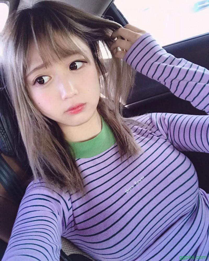 【GG扑克】Coser美眉亚米Yami 萌妹子傲人上围吸睛