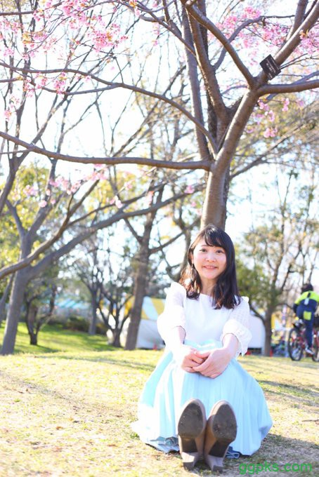【GG扑克】日本正妹情人节爆红 和女朋友约会照片感觉每天都在过节
