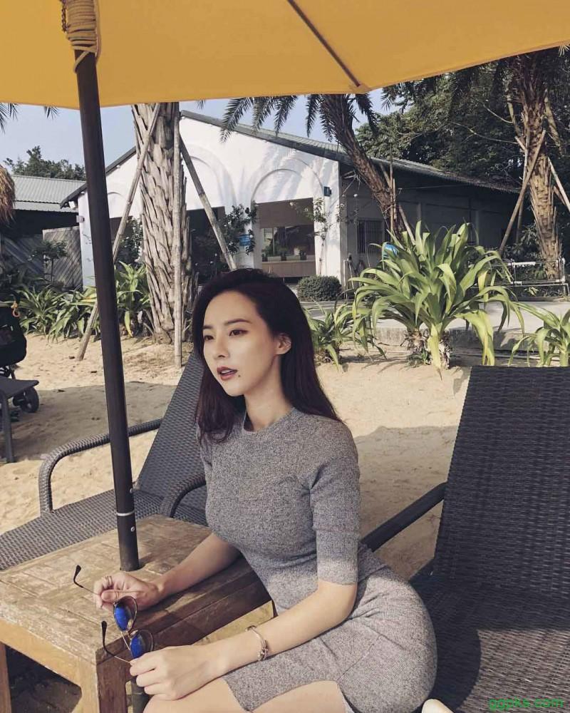【GG扑克】网红美女主播奎丁 清新正妹美人痣吸引眼球