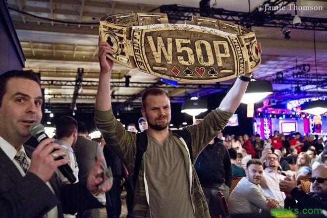 【GG扑克】2019 WSOP主赛第三轮:Preben Stokkan领跑全场,1286人进入钱圈