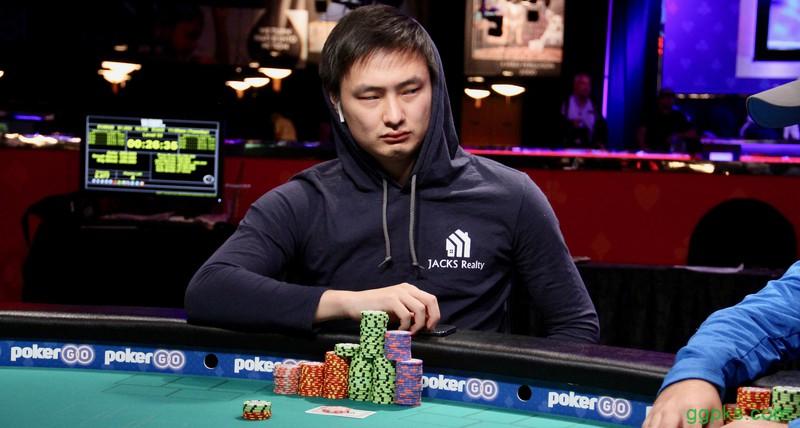 【GG扑克】Stephen Song:辍学打牌,23岁收获WSOP金手链