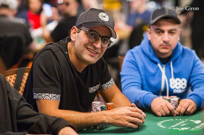【GG扑克】Antonio Esfandiari获得WSOP主赛第82名,奖金,365!
