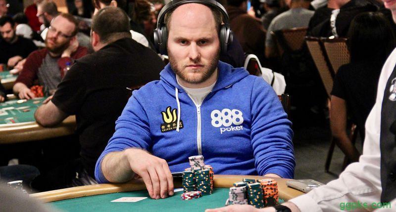 【GG扑克】Sam Greenwood:我认为自己一直都在打牌,没有休息的时候