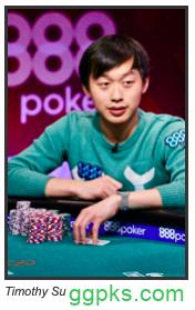 【GG扑克】2019 WSOP主赛决赛9人组选手概况
