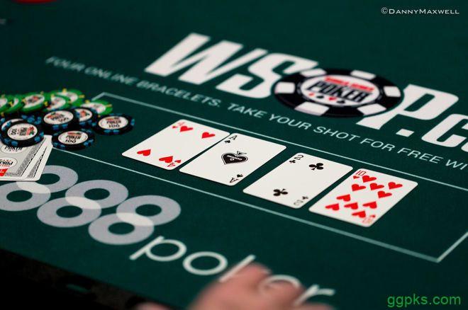 【GG扑克】半诈唬的重要性