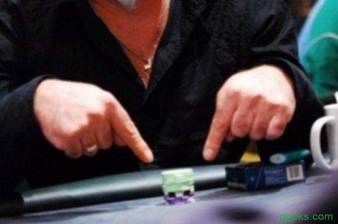 【GG扑克】锦标赛最常见的五个短筹码错误